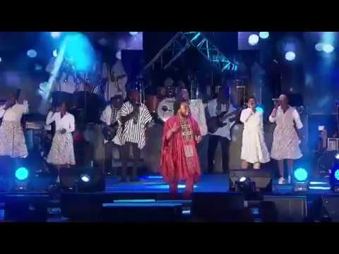 SONNIE BADU & MICAH STAMPLEY Ministering Live at the Experience 2017