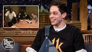Pete Davidson Got Stuck Paying for Kid Cudi
