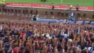 AREMANIA IN ACTIONSWMV Stadium Kanjuruan Malang City AREMA INDONESIA