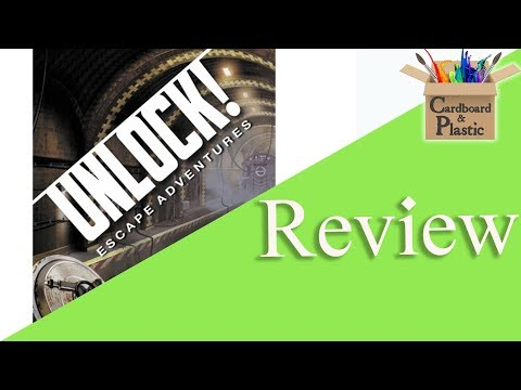 Unlock!: Escape Adventures Review