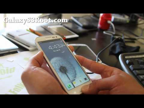 How To Root T-Mobile Galaxy S3 SGH-T999! Mp3