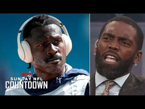 Antonio Brown's behavior is frustrating – Randy Moss   NFL Countdown