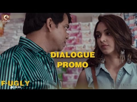 Fugly | Dilli Ki Ladki (Dialogue Promo) | 13th June