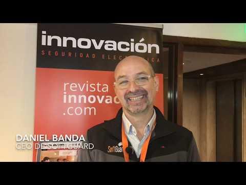 Daniel Banda en el Encuentro Tecnológico ALAS Buenos Aires 2019