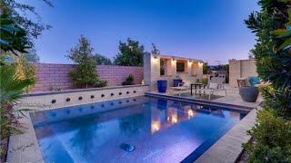 $1.13M Single Story Mediterranean Home For Sale Summerlin 2,827 Sqft | Casita | Pool | 3 Beds | Den