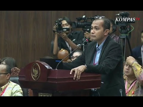 Bambang Widjojanto Protes Ahli 01 Berdiri di Mimbar MK