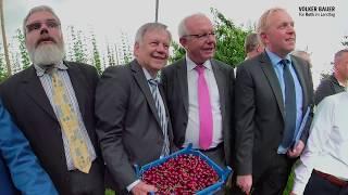 MdL Volker Bauer CSU setzt sich für Bewässerungsverband Spalter Hopfenland ein