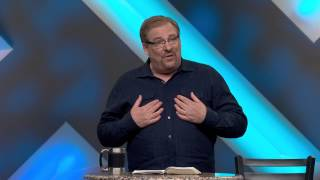 How To Live a Blessed Life: Depending On God With Pastor Rick Warren