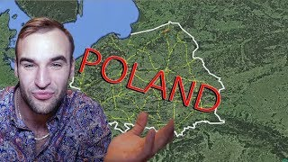 Estonian reacts to POLAND (Geography Now)