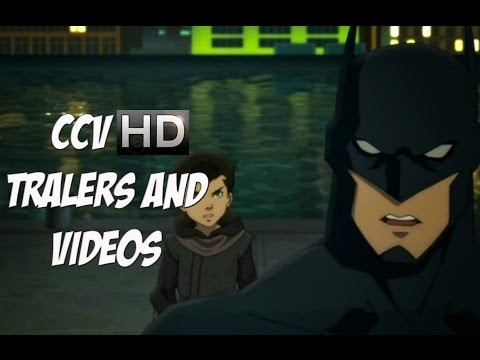 Trailer El hijo de Batman