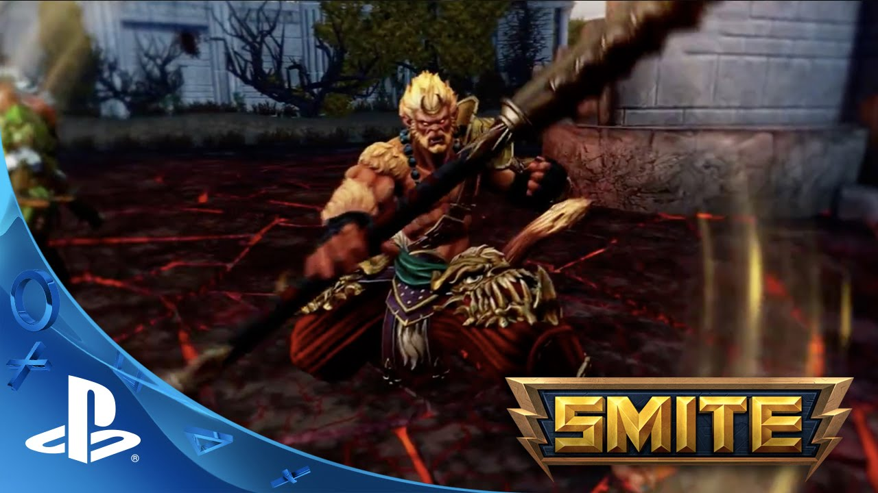 Smite: Battleground of the Gods Coming to PS4