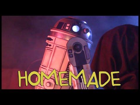 Star Wars: The Force Awakens Trailer- Homemade Shot for Shot