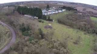 preview picture of video 'Riverside country park Rainham, Kent, UK'