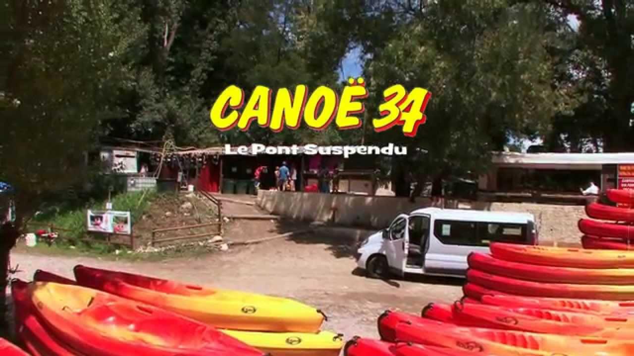 Présentation Base de Canoë 34