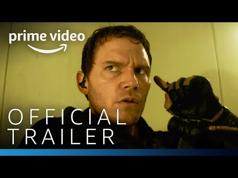 THE TOMORROW WAR | Official Trailer | Prime Video