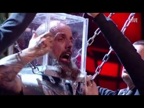 WARNING: Escapologist Matt Johnson NEARLY DIES On LIVE TV!!! | Britain's Got Talent 2018 (видео)