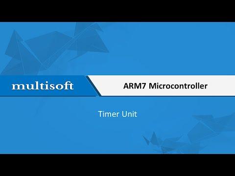 ARM7 Timer Unit Training