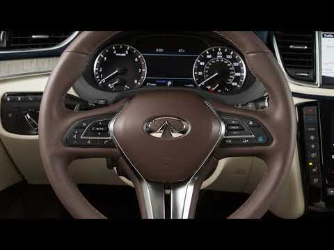 2019 INFINITI QX50 - Heated Steering Wheel (if so equipped)