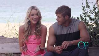 Introducing Kellan Lutz And Katrina Bowden For Op!