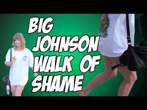 Big Johnson Walk of Shame - Dust Bowl Kids