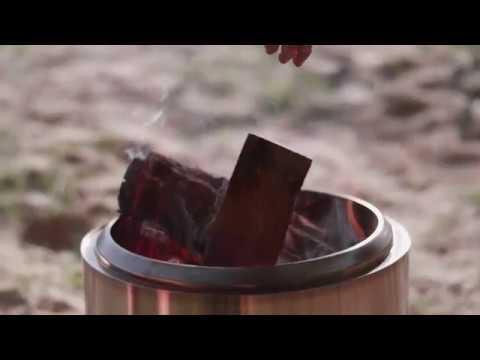 Bonfire: The Portable Fire Pit