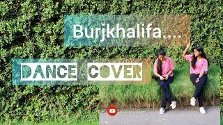 BurjKhalifa Dance Video | Laxmi Bomb | Healing moves Choreography | Smija &Annmary