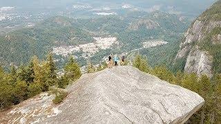 Stawamus Chief Mountain, British Columbia