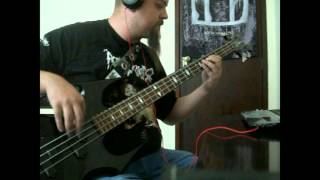 Deicide - They are Children of the Underworld (bass cover)