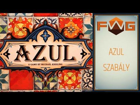 Azul társasjáték szabály - Fun With Geeks