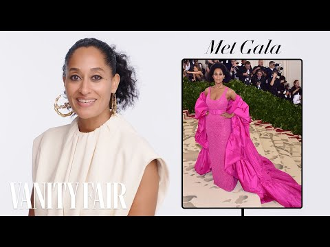 , title : 'Tracee Ellis Ross Breaks Down Her Fashion Looks, From Soul Train to the Met Gala | Vanity Fair'