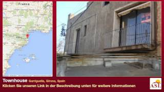 preview picture of video 'Townhouse zu verkaufen in Garriguella, Girona, Spain'