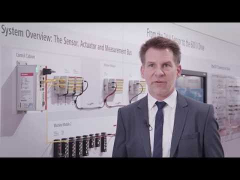 EtherCAT P: Ultra-fast communication and power in one cable