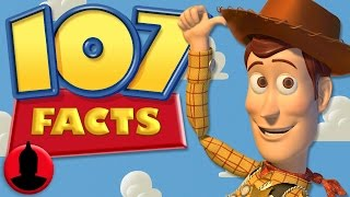 107 Toy Story Facts YOU Should Know | Channel Frederator