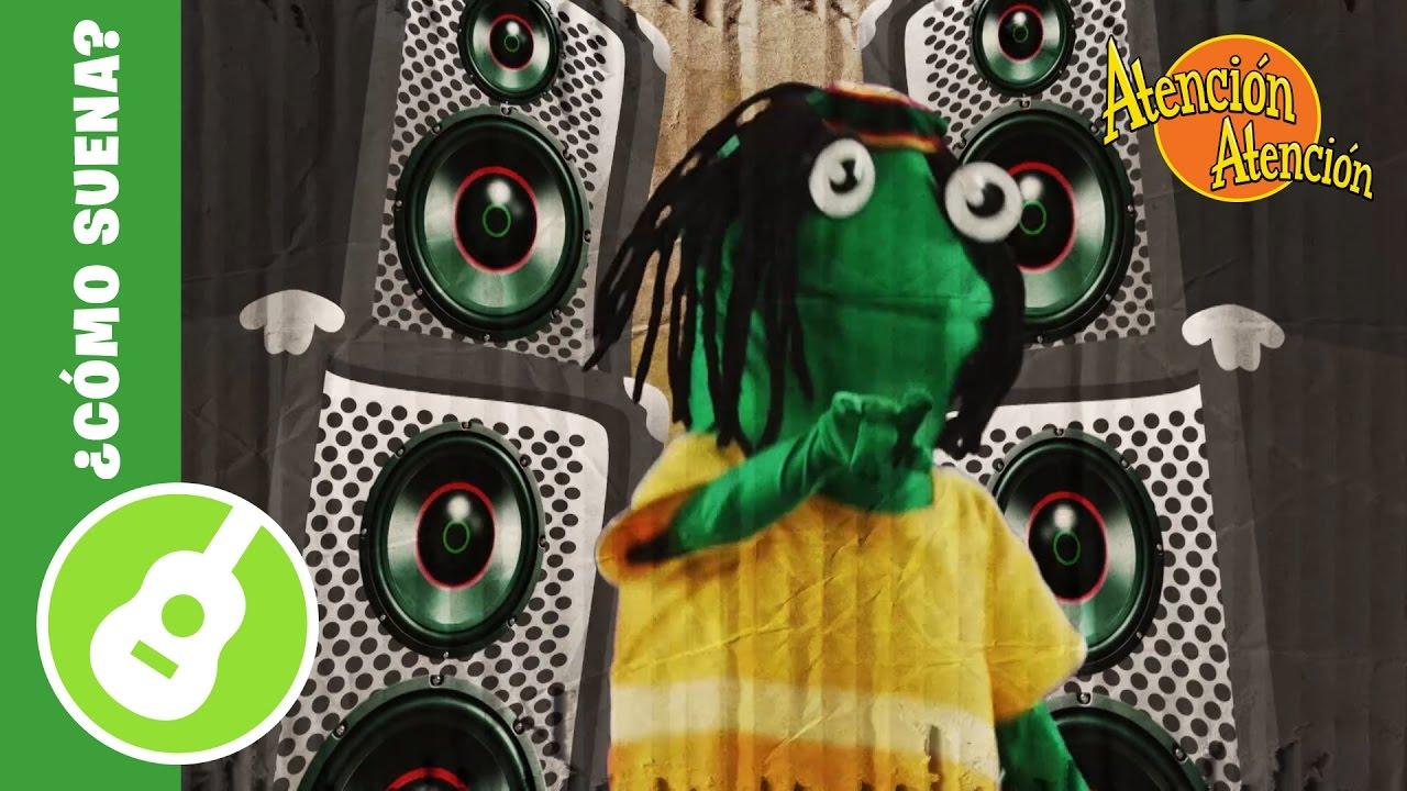 ¿Como Suena? El Reggae - Atención Atención