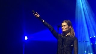 Christine and the Queens - Nuit 17 à 52 (Live) @ Lyon (04.03.2015)
