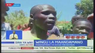 Wafuasi wa NASA warushia polisi mawe wakati wa maandamano Kisumu