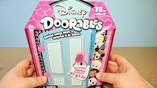 Мульти набор Disney Doorables 5 фигурок Сюрприз Moose