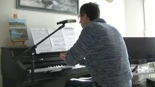 Yves Duteil- Fragile(reprise piano-voix)
