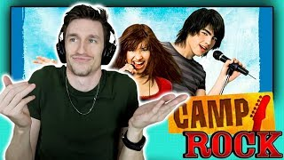 "Watching ""Camp Rock"" For First Time! (i'm an adult i swear)"