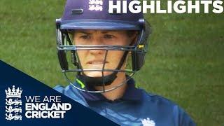 Brunt Hits Career-Best 72* - England Women v South Africa 1st ODI 2018 | Highlights