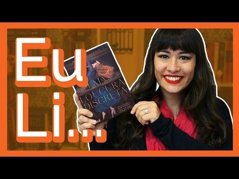 EU LI: Uma Loucura Discreta + Movimento Sufragista | All About That Book |