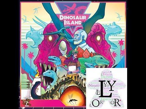 Learn Your Own Rules - Dinosaur Island