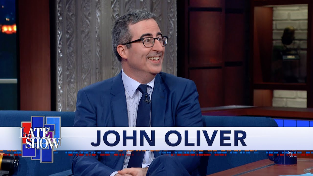 "John Oliver's Quest For U.S. Citizenship Culminated In An ""Utterly Petrifying"" Citizenship Test thumbnail"