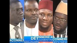 Débat DTV sur la franc Maçonnerie et Secte Moon au Sénégal, Oustaz Makhtar & Pr Cheikh Omar Diagne