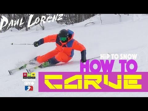 HOW TO CARVE | Tips to get your hip on the snow