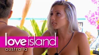 Erin is furious Eden thinks Millie is hot | Love Island Australia 2018