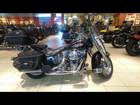 2008 Harley-Davidson HD FLSTC Heritage Softail Classic