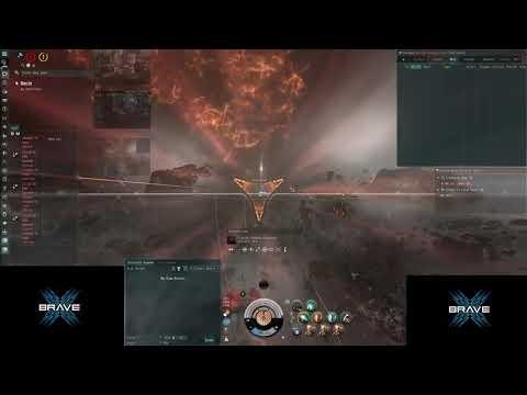 Eve Online, Abyssal exotic lv4 with cerberus - смотреть онлайн на