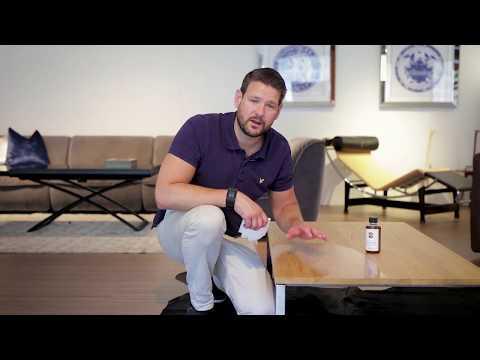 Produktbild - Wood Wax Oil, Vaxolja trä