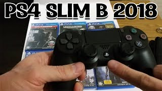 sony ps4 slim 2018 review